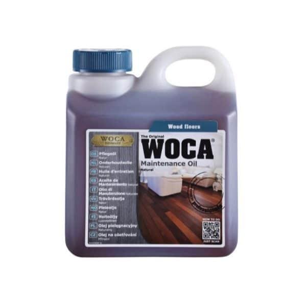 Productafbeelding Woca onderhoudsolie naturel 1L