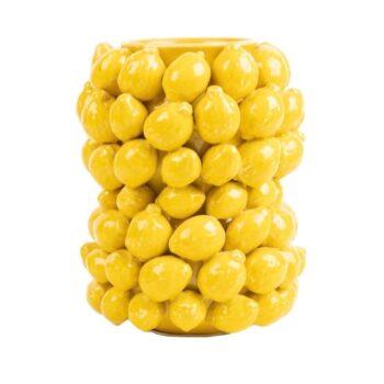 Productafbeelding Vaas citroenen geel
