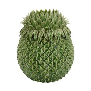 Productafbeelding Vaas ananas groen