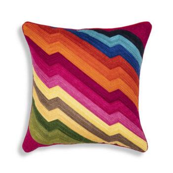 Productafbeelding Kussen Jasmin Vierkant Multicolour