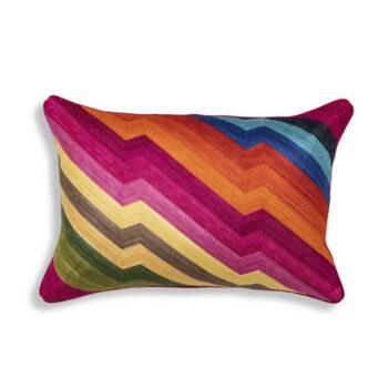 Productafbeelding Kussen Jasmin Rechthoekig Multicolour