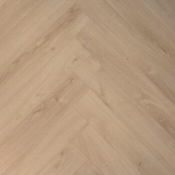 Productafbeelding laminaat visgraat blank eiken
